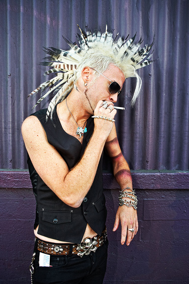 Folsom Street Fair : Punk