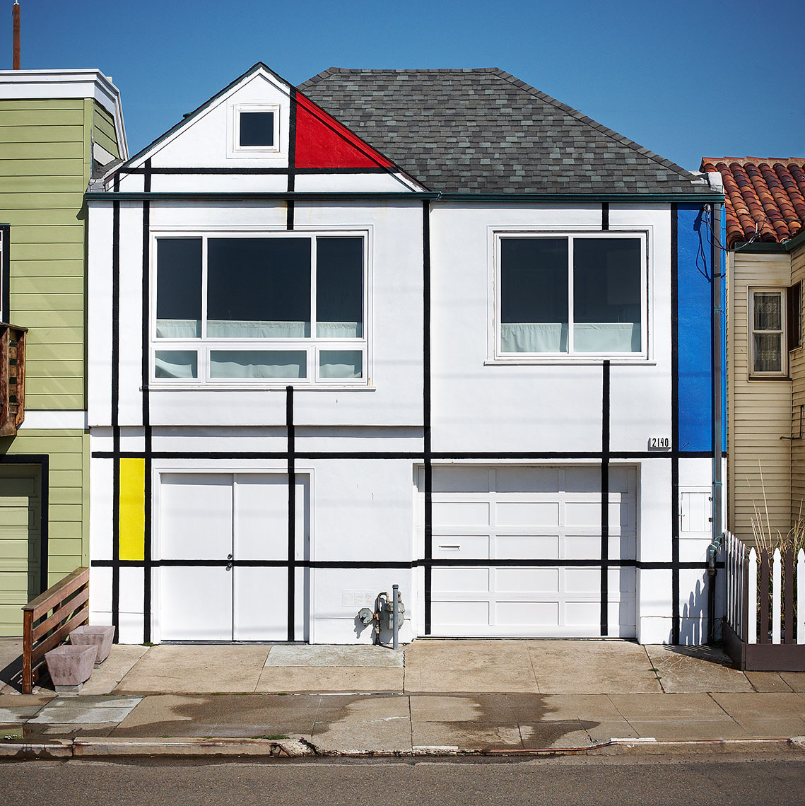 What I Seen - Mondrian House