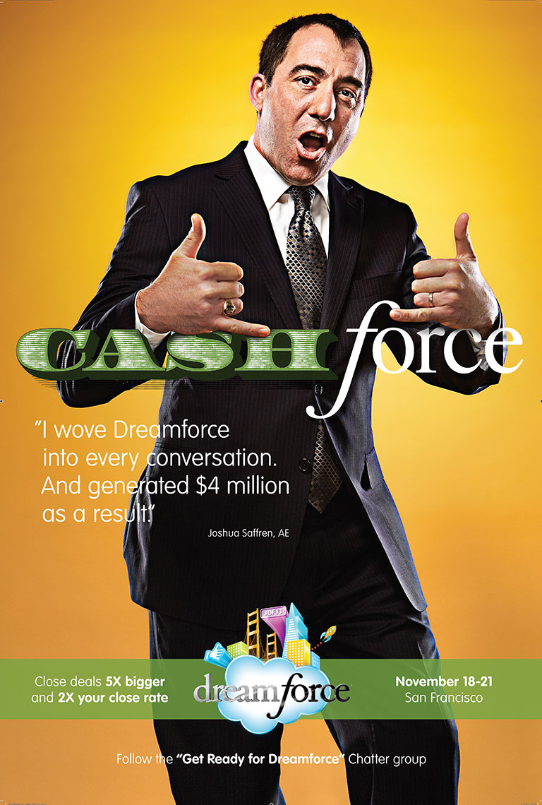 Salesforce  - Cash Force
