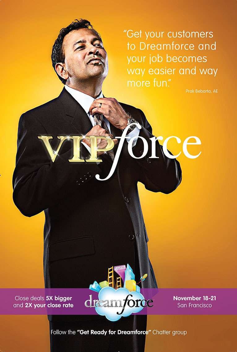 Salesforce  - VIP Force