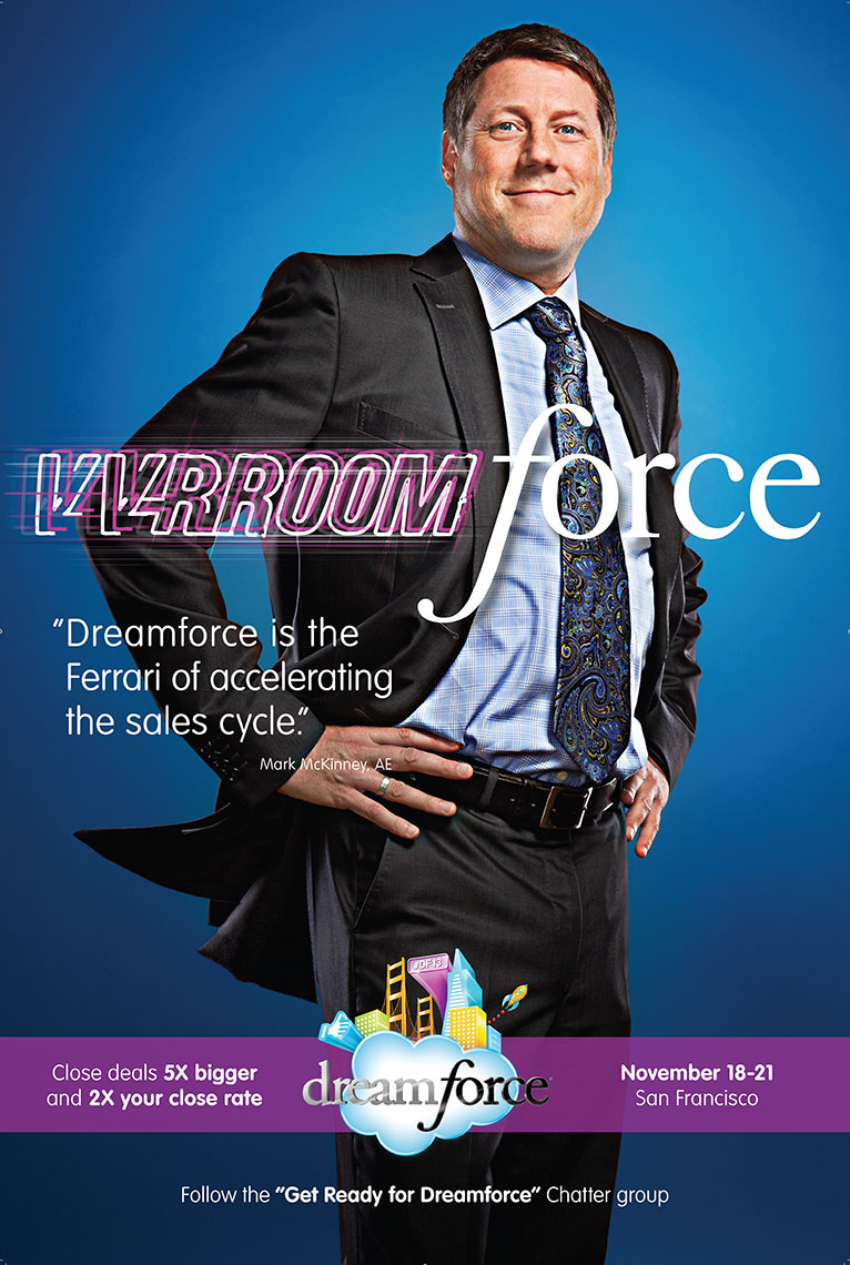 Salesforce  - Vroom Force