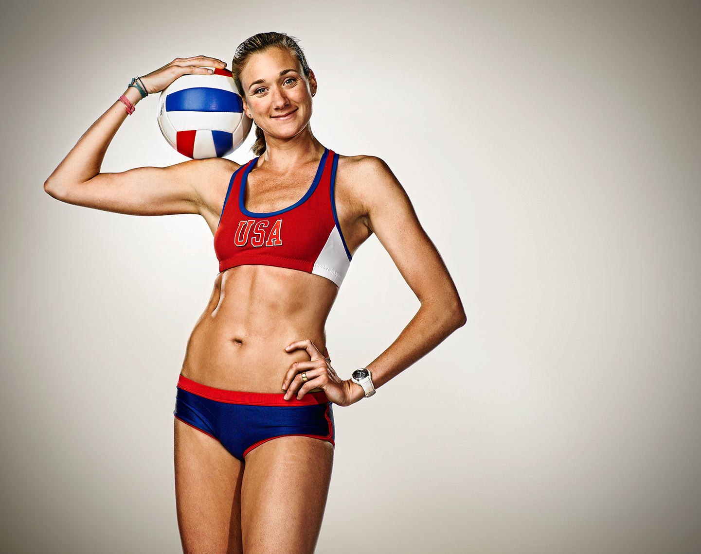 Kerry Walsh - US Olympian - Beach Volleyball